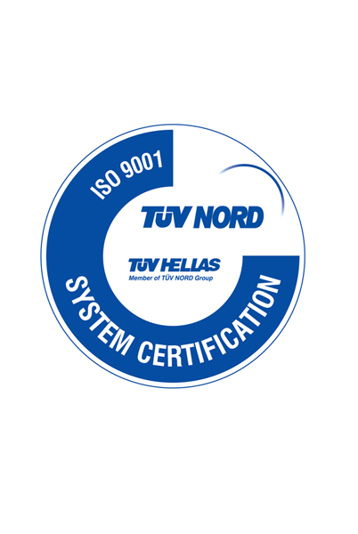 ISO 9001 - TUV NORD